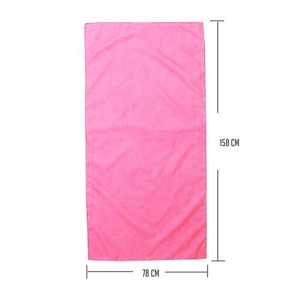 Toalla Microfibra Secado Rápido 158x78