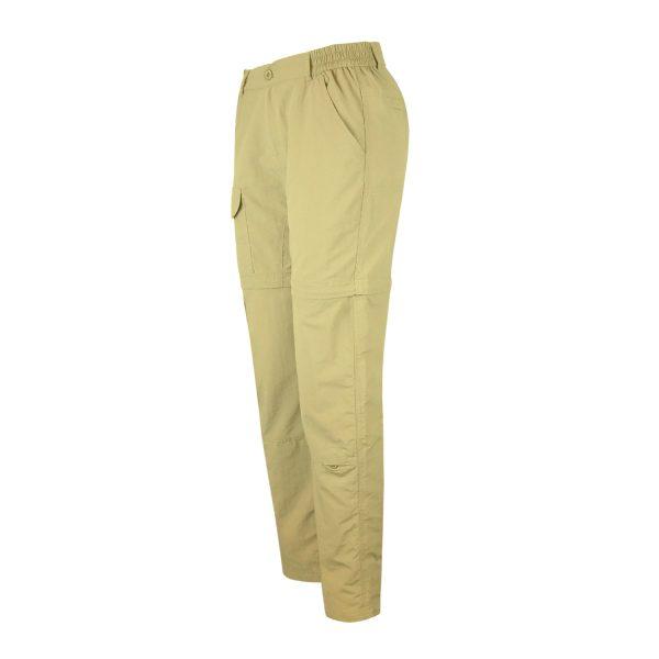 Pantalón Trekking Secado Rapido UPF50 Desmontable Mujer