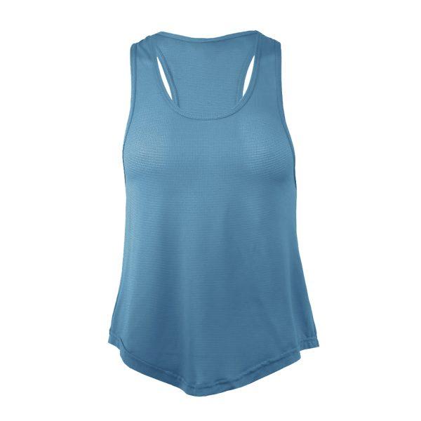 Camiseta Musculosa Deportiva Holgada Mujer