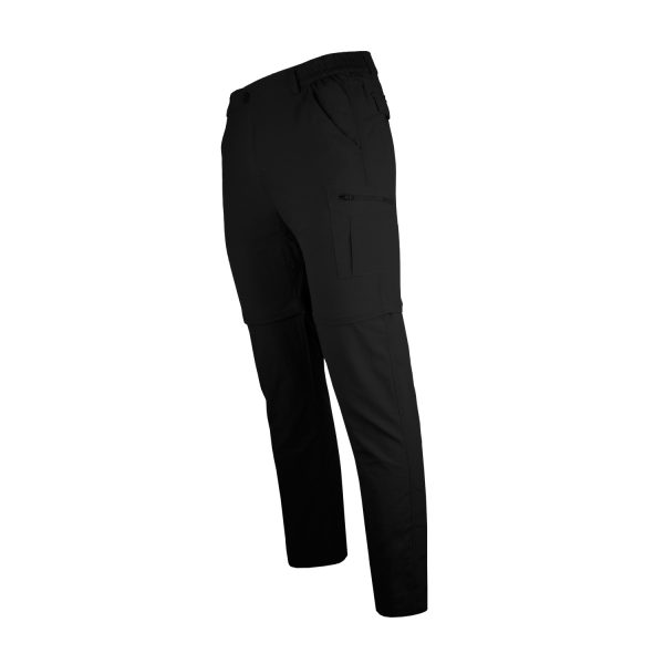 Pantalón Trekking Secado Rapido UPF50 Desmontable Hombre