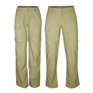 Pantalón Trekking Secado Rapido UPF50 Desmontable Unisex