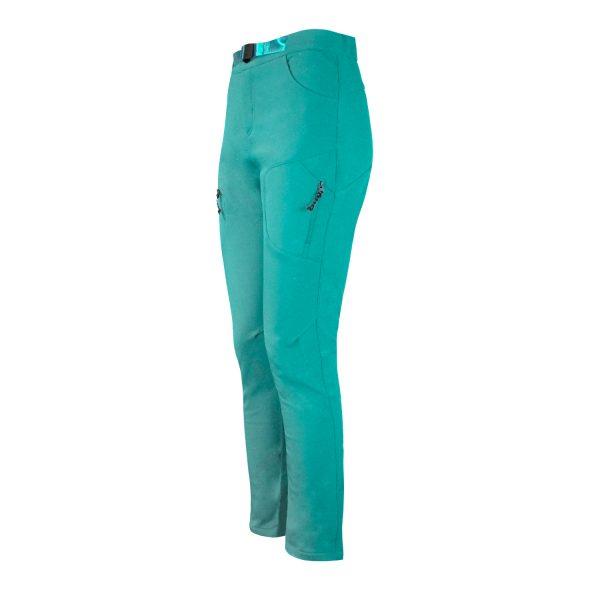 Pantalón Softshell Térmico Colores Mujer