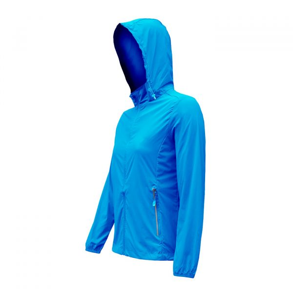 Cortaviento Stretch Quick-Drying Mujer