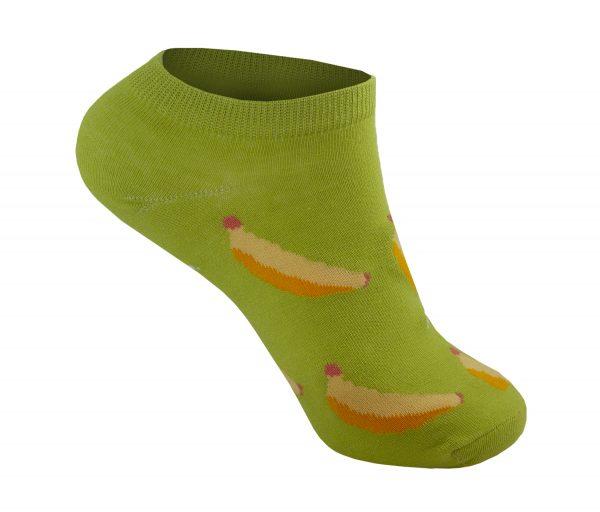 Calcetines Algodón Cortos Diseños Divertidos
