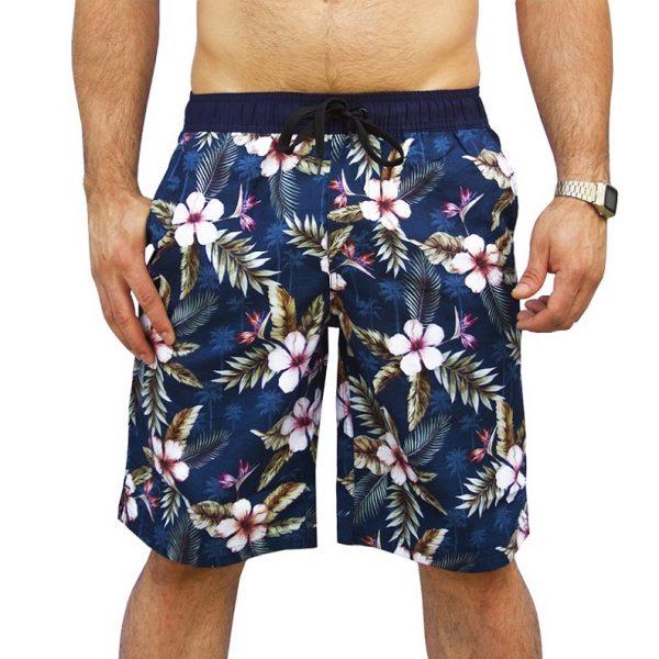 Bermuda Verano Estampado Hombre