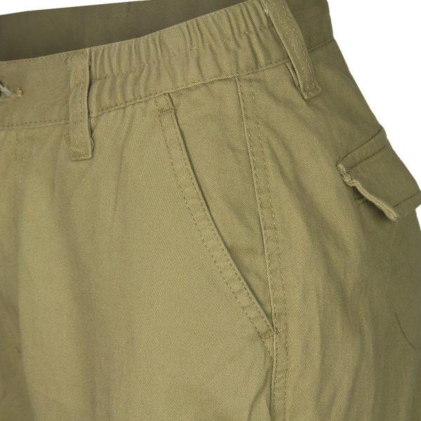 Pantalón Cargo Casual Regular Fit Mujer