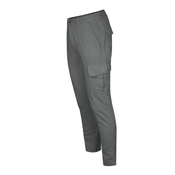 Pantalón Cargo Casual Regular Fit Hombre